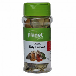 Planet Organic Bay Leaves 5 g - BPA Free Shaker