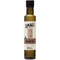 Every Bit Organic RAW Walnut Oil 250 ml
