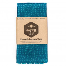 Honeybee Wrap Twin Pack Large 2 x (15 x 23.5 x 1cm)