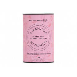 Franjo's Kitchen Lactation Biscuits GF Currant 250g