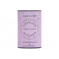 Franjo's Kitchen Lactation Biscuits Choc Chip GF 250 g