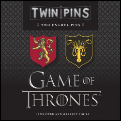 Game of Thrones Twin Pins 2