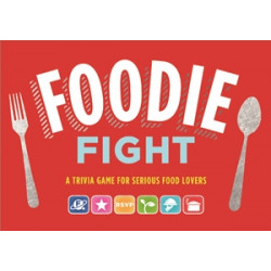 Foodie Fight Game Revised