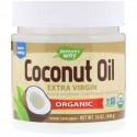 Nature's Way Organic Coconut Oil Extra Virgin 16 oz (448 g)