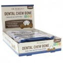 Dr. Mercola Dental Chew Bone Large For Dogs 12 Bones 2.15 oz (61 g) Each