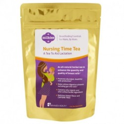 Fairhaven Health Nursing Time Tea Lemon Flavor 4 oz