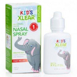 Xlear Kid's Xlear Saline Nasal Spray .75 fl oz (22 ml)