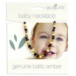 Nature's Child Amber Necklace 13 g