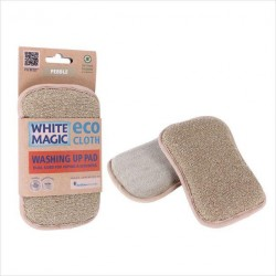 White Magic Washing Up Pad Pebble 1Pk
