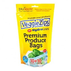 White Magic Blueapple VeggieZips 10 pack