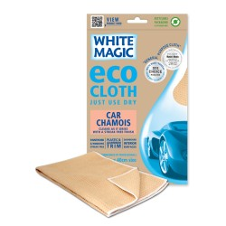 White Magic Eco Cloth Car Chamois
