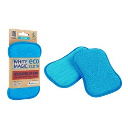 White Magic Washing Up Pad Sea Blue 1Pack
