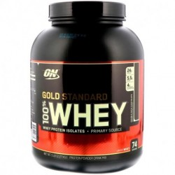Optimum Nutrition Gold Standard 100% Whey Double Rich Chocolate 5 lbs (2.27 kg)