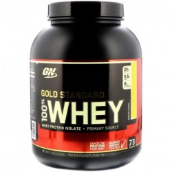 Optimum Nutrition Gold Standard 100% Whey Banana Cream 5 lbs (2.27 kg)