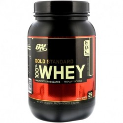 Optimum Nutrition Gold Standard 100% Whey Double Rich Chocolate 2 lb (909 g)