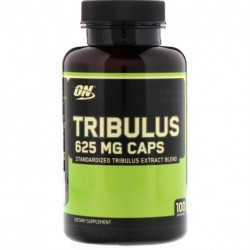 Optimum Nutrition Tribulus 625 mg 100 Capsules