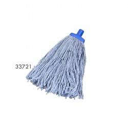 Cotton Mop Head Redback Commercial (Blue) 400g