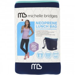 Michelle Bridges Neoporene Lunch Bag