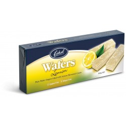 Eskal Gluten Free Lemon Wafers 12 x 200gm