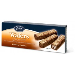 Eskal Gluten Free Chocolate Coated Wafers 12 x 130gm