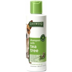 Oakwood Filthy Beast Shampoo with Tea Tree Oil 280mL