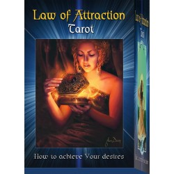 TC: Law Of Attraction Tarot Set NEW!