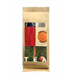 Spiral Foods Organic Sencha ( Green ) Tea 100 g Loose Leaf ( 12 Packets - Carton )