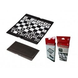 """Magnetic Games - Chess 6.5"""" Wallet Series ( Mini Board )"""