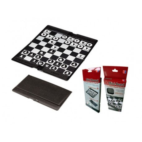 """Magnetic Games - Chess 6.5"""" Wallet Series"""