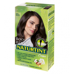 NATURTINT Root Retouch Dark Brown Shades 45 mL