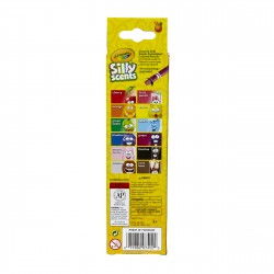 Crayola 12ct Silly Scents Twistables Colored Pencils