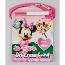 Minnie Mouse Dry-Erase Fun Set