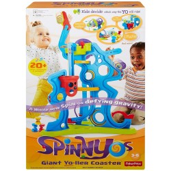 Fisher-Price Spinnyos Giant Yo-ller Coaster ... ON SALE !