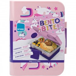 Smash Bento Bite Lunch Box BPA Free