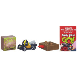 Angry Birds Go ! Jenga Bomb's Race Kart Game NEW!