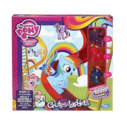 My Little Pony Chutes & Ladders Board Game from Hasbro Gaming