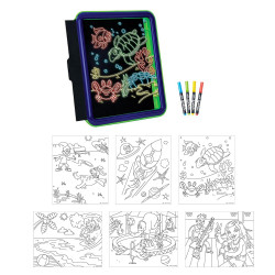 RoseArt Lightastic Neon Glow Tablet