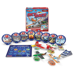 Disney Planes Sky Race Action Game