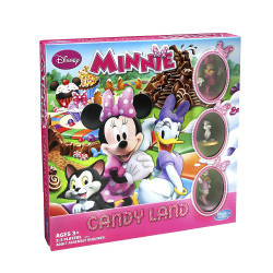 Candy Land Game Disney Minnie Mouse's Sweet Treats Edition ***FLASH SALE ***