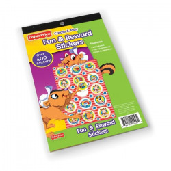 Fisher-Price® Fun & Reward Sticker Pad