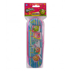 Shopkins Tin Zipper Pencil Case