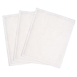 White Magic Eco Basics Bamboo Cloth 3 Pack