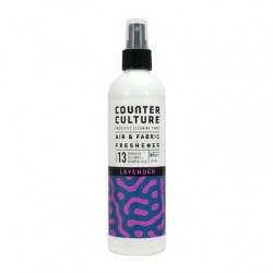 COUNTER CULTURE Probiotic Air + Fabric Freshener Lavender 300mL ( Carton - 6 bottles )