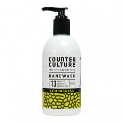 COUNTER CULTURE Probiotic Hand Wash Lemongrass 300ml ( Carton - 6 Bottles )