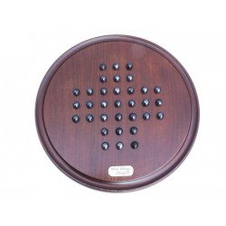 Dal Rossi Italy Solitaire-round Wood