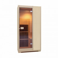 Zen 'Brighton' Infrared Sauna ZIV015 - Various Colours