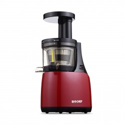 BioChef Synergy Slow Juicer - Red
