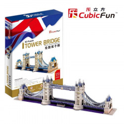 "Cubic Fun - 3D Puzzle: ""Tower Bridge"""