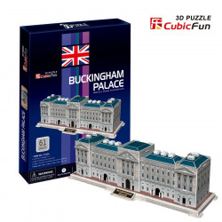 "Cubic Fun - 3D Puzzle: ""Buckingham Palace"""