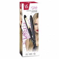 VS Sassoon Style Ceramic Slimline Straightener